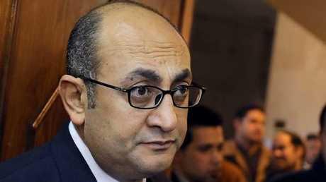 الحقوقي والمحامي المصري خالد علي