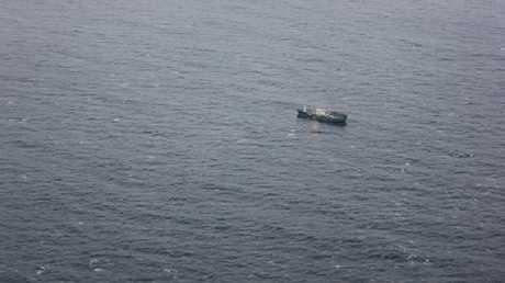 عمليات البحث عن السفينة المفقودة