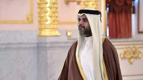 سفير قطر لدى روسيا فهد محمد العطية