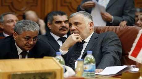 أرشيف - وزير التجارة العراقي السابق عبد الفتاح حسن السوداني، القاهرة، 4 ديسمبر 2008