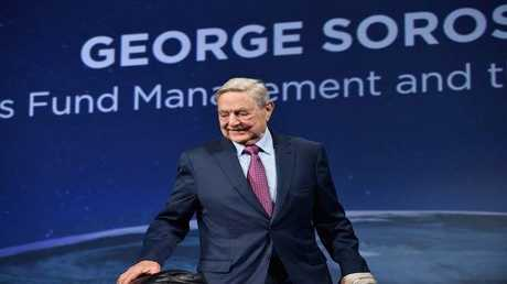 جورج سوروس