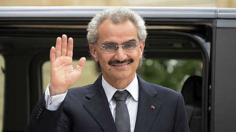 الأمير السعودي، الوليد بن طلال