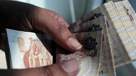 مصر تقترض 14 مليار جنيه لسد العجز
