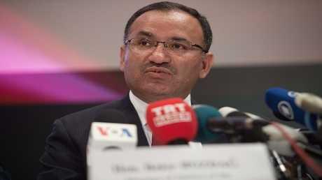 نائب رئيس الوزراء والناطق باسم الحكومة التركية بكير بوزداغ