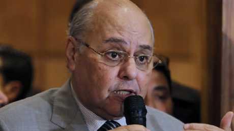 المرشح لانتخابات الرئاسة المصرية، رئيس حزب