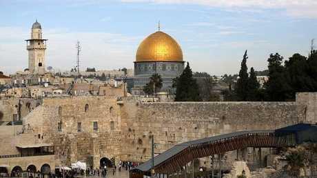 مدينة القدس - أرشيف -