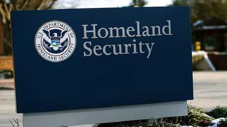 وزارة الأمن الداخلي الأمريكية