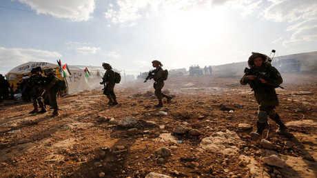 سياج إسرائيلي جديد على حدود الأردن