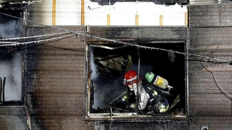 اليابان.. مقتل 11 شخصا بحريق في مأوى للعجزة