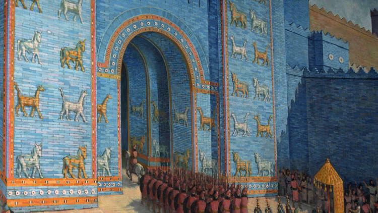 العراق.. اكتشاف مبنى أثري في محافظة بابل