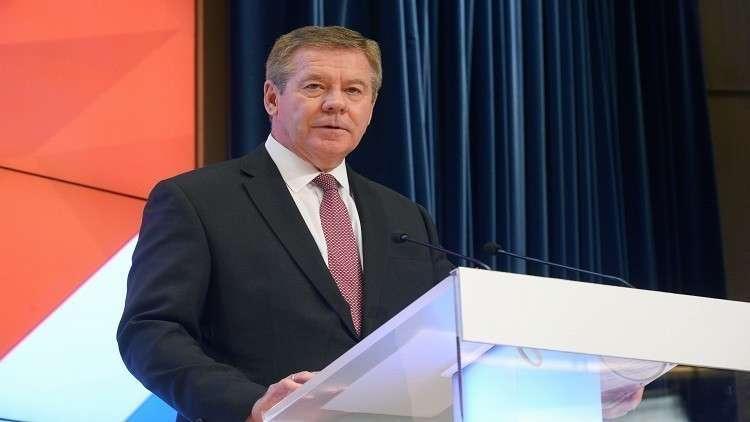 تعيين غاتيلوف سفيرا لروسيا لدى مكتب الأمم المتحدة بجنيف
