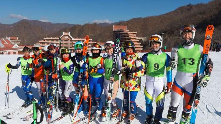 أولمبياد 2018.. وصول رياضيي كوريا الشمالية إلى الجارة الجنوبية