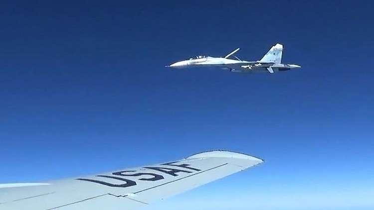 الدفاع الروسية لواشنطن: التزموا بالقواعد أو لا تحلقوا قرب حدودنا!