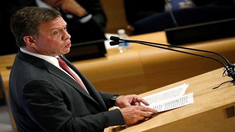 العاهل الأردني يصادق على قطع علاقات المملكة الدبلوماسية مع كوريا الشمالية