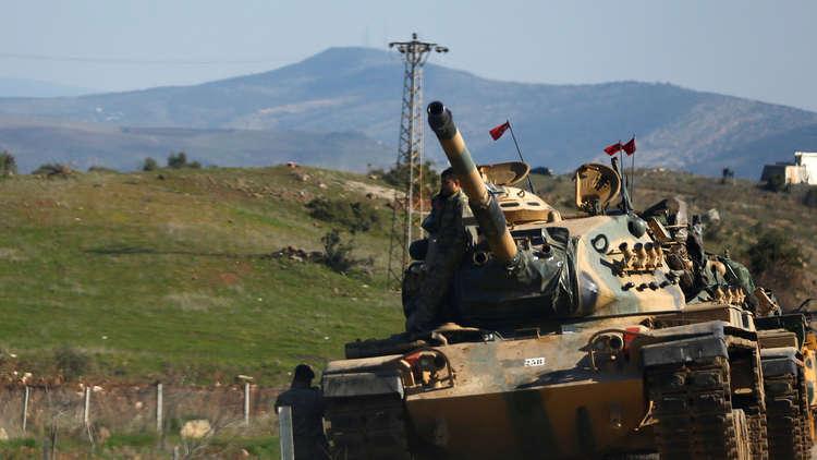 الجيش التركي: ارتفاع عدد الإرهابيين القتلى في إطار