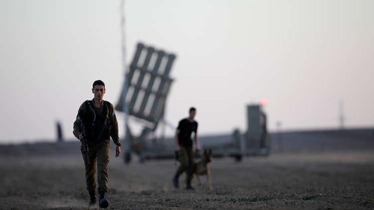 الجيش الإسرائيلي يعلن عن إطلاق صاروخ من قطاع غزة على إسرائيل