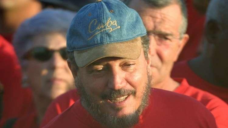 انتحار ابن كاسترو عن عمر يناهز الـ68