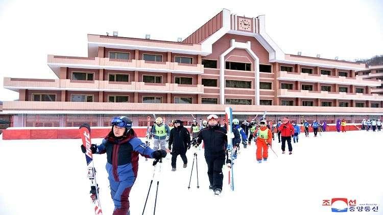 بيونغ يانغ تحذر واشنطن وسيئول من إجراء مناورات بعد الأولمبياد الشتوي