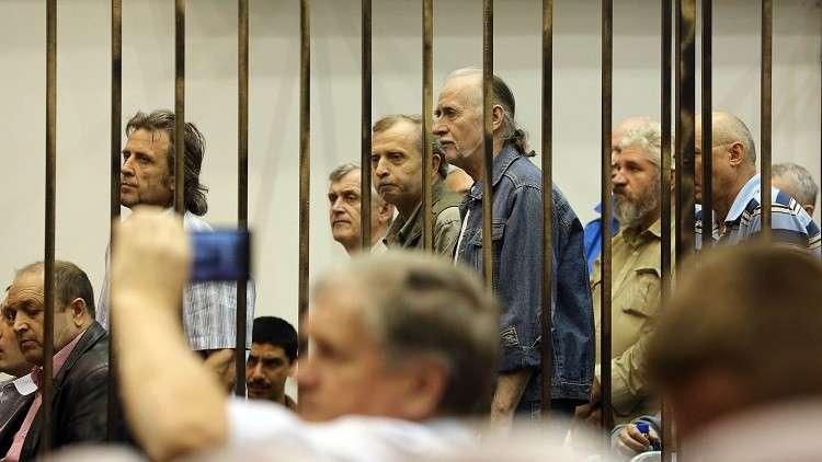 عودة 4 أوكرانيين من الأسر الليبي