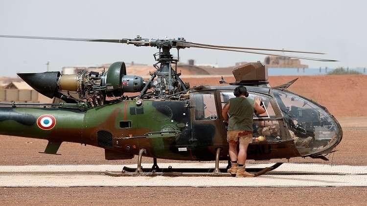مقتل 5 أشخاص بتحطم حوامتين عسكريتين جنوب فرنسا