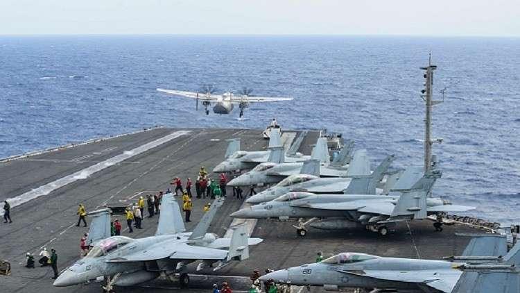 أدميرال في البحرية الأمريكية  بين