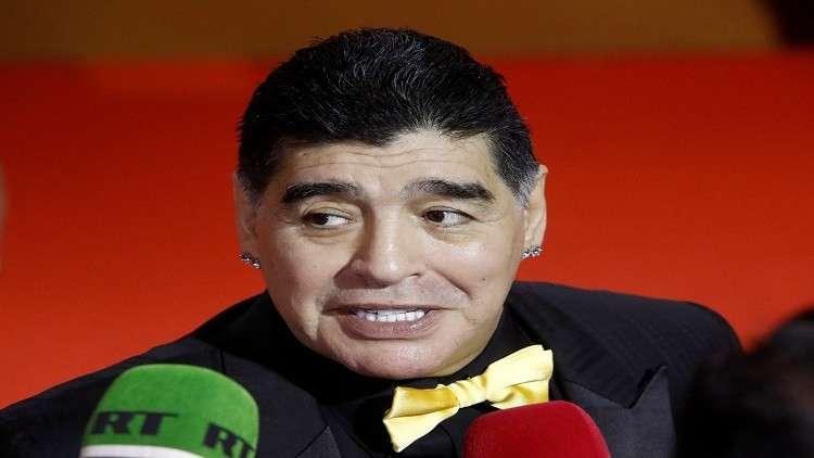 ترامب يمنع مارادونا من دخول الولايات المتحدة