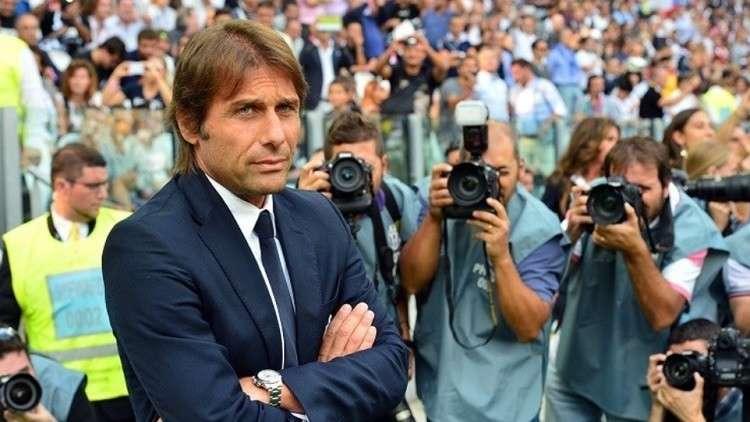كونتي يتوق لتدريب منتخب إيطاليا مجددا