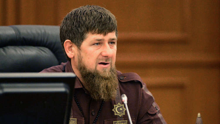 قديروف يسرد كيف ساعد في تحرير أسير بيلاروسي في ليبيا
