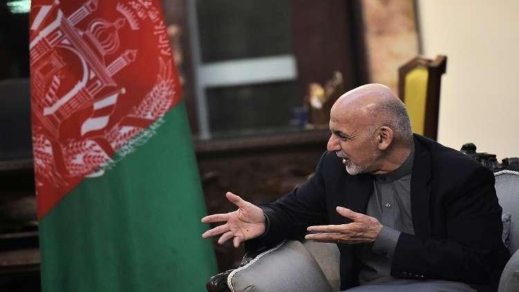 الرئيس الأفغاني يدعو باكستان لمحاربة حركة طالبان