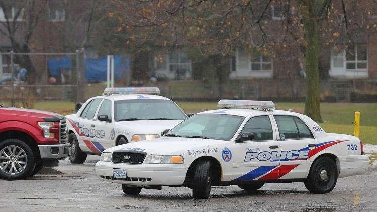 شرطي كندي يطلق النار على شاب داخل محكمة أمام ناظري أمه