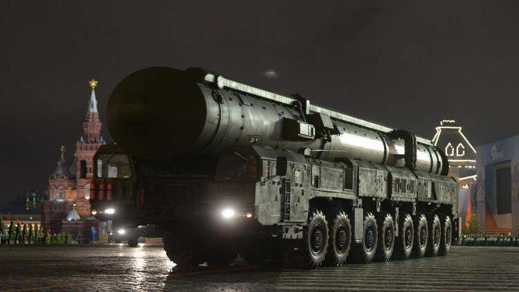 الولايات المتحدة: روسيا تسعى لتصبح قوة عظمى بتحديث ترسانتها النووية
