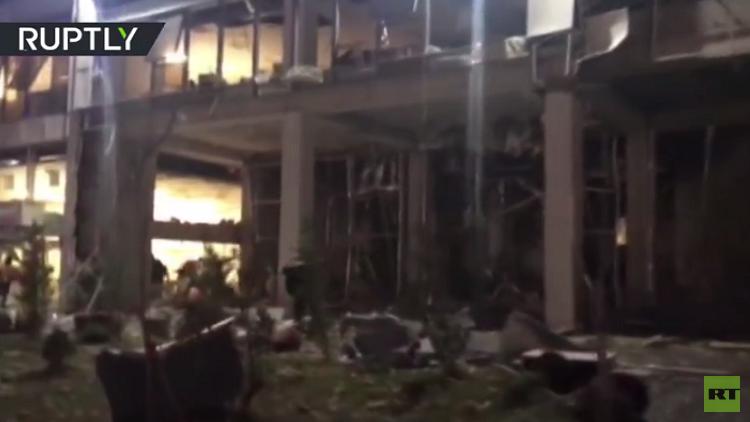السلطات التركية: تفجير أنقرة ناجم عن قنبلة وضعت في حقيبة