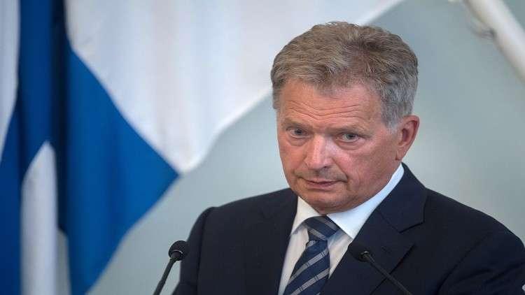 في سن الـ69 عاما رئيس فنلندا يرزق بابن ثالث