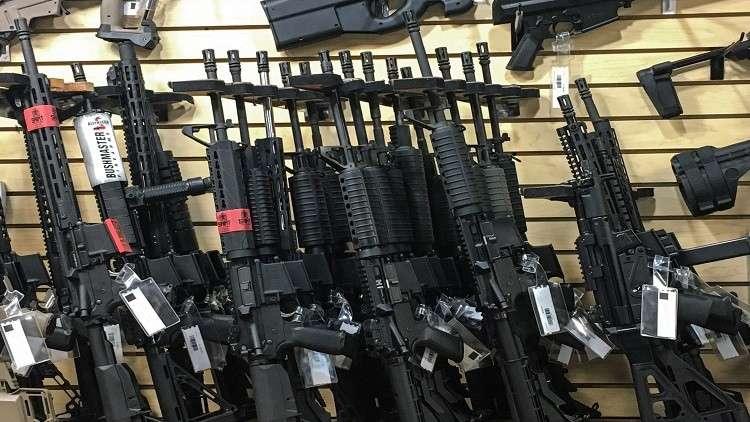 ضبط 47 بندقية مهربة من أمريكا للبيشمركة في العراق