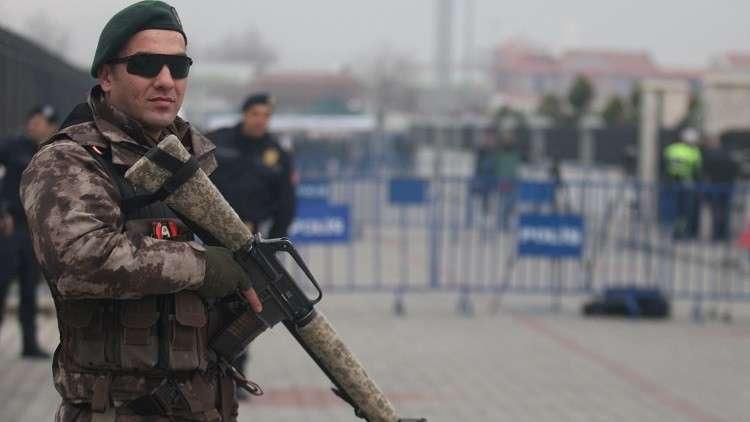 الأمن التركي يقبض على 88 شخصا يشتبه بانتمائهم لـ