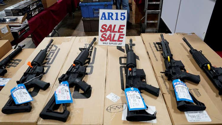 السلاح الأمريكي يغذي الجرائم في الأمريكتين