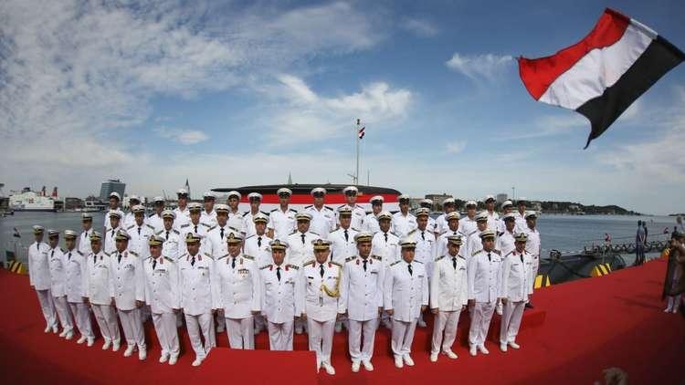 مدمرات بحرية متطورة تستعد للظهور في الجيش المصري