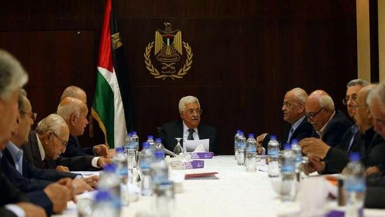 منظمة التحرير الفلسطينية تدعو إلى وقف التنسيق الأمني مع إسرائيل