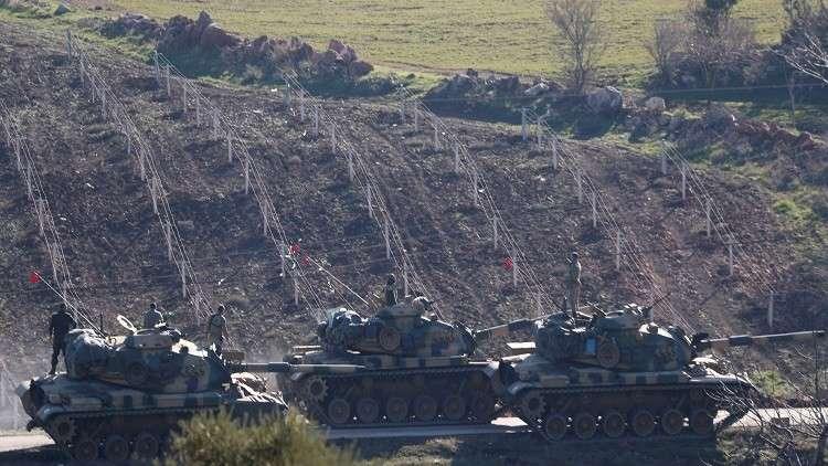 تركيا تنفي إطلاق النار على اللاجئين السوريين عند حدودها