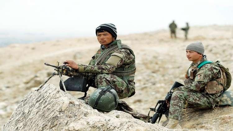 مقتل 100 مسلح خلال 24 ساعة على يد القوات الأفغانية