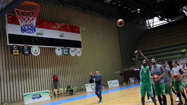 انسحاب عراقي من بطولة غرب آسيا بعد نقلها من بغداد إلى عمان