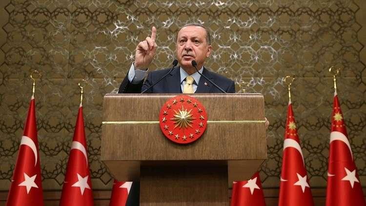 أردوغان: مصرون على