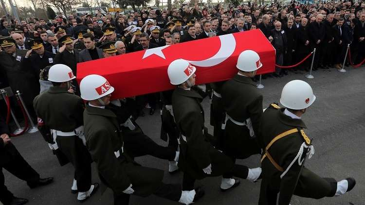 مقتل جنديين تركيين وإصابة 5 في عملية