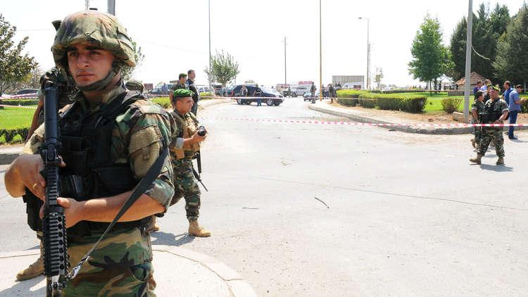 جرحى خلال مداهمة الجيش اللبناني لحي باب التبانة في طرابلس