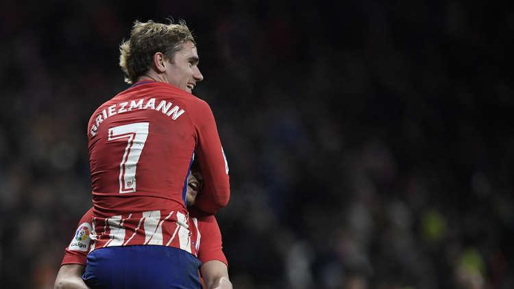 أتلتيكو مدريد يتخطى عقبة فالنسيا في الدوري الإسباني