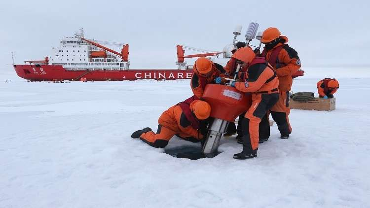 لماذا تشتري بكين عقارات في المنطقة القطبية؟