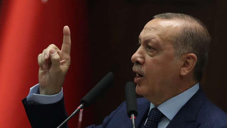 أردوغان: نعرف مصدر الصاروخ الذي تسبب بمقتل 5 من جنودنا في سوريا!