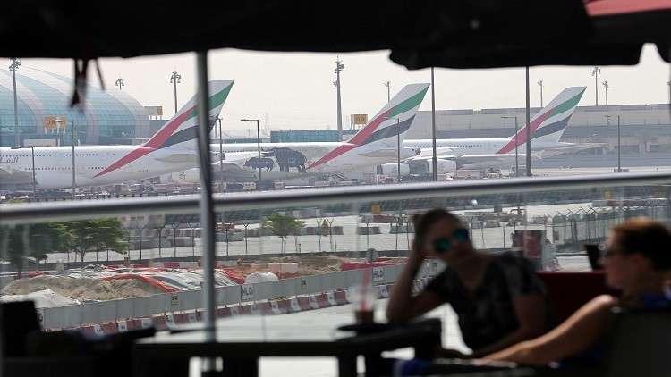 مطار دبي... الأكثر ازدحاما في العالم 2017