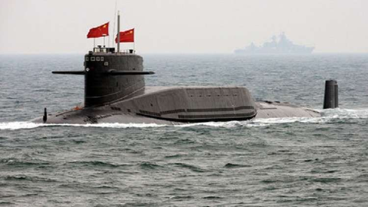 الصين تنوي الهيمنة على البحار بـ