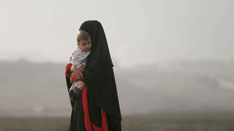 القضاء العراقي: للزوجة حق التفريق عن زوجها إذا كان إرهابيا